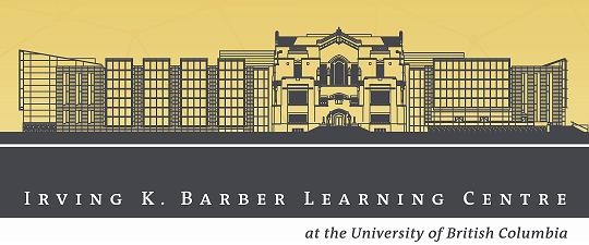 Irving K. Barber Learning Centre Logo